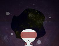 Two Universes \\ Sapce & Underwater