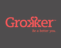 Grokker Yoga Web and Mobile Redesign
