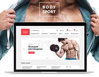 Sports nutrition Bodysport