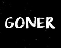Twenty One Pilots - Goner - Kinetic Typography