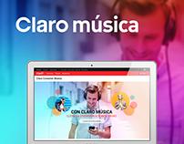 Claro Conexión Música