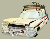 80´s tv & movie cars
