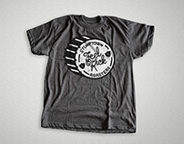 Stumptown Tee Illustrations