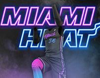 Miami Heat - Vice Concept