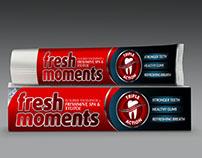 Toothpaste Design