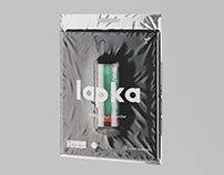 Lapka BAM Color Packaging Design Research