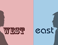 How East and West Think in Profoundly Different Ways