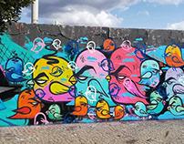 Mauerpark/Berlin