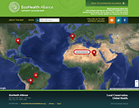 EcoHealth Alliance Web App
