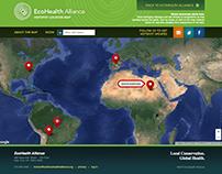 EcoHealth Alliance Web App