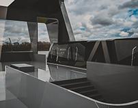 UralVagonZavod Speed Tram transport system (Final)