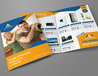 Products Catalogs Bi-Fold Brochure Vol.3