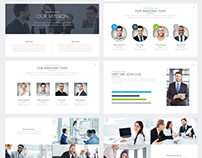 Chester Company Google Slides Template