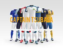 Captain Tsubasa Jerseys