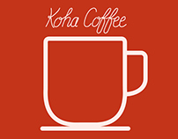 Koha Coffee // Branding