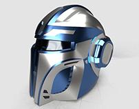 Original Mandalorian Helmet