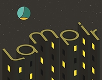 Branding company selling lighting Lampir