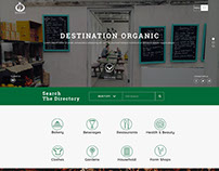 Destination Organic Directory Website