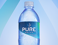 Pure Water - 625ml
