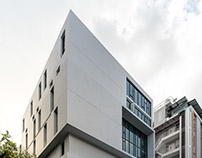 N.A.P Hostel (Under Construction) by N7A Architects