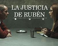 LA JUSTICIA DE RUBÉN