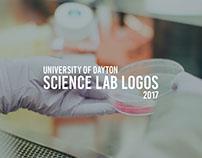 UD Science Lab Logos 2017