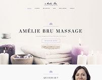 Freelance Project - AB Massage