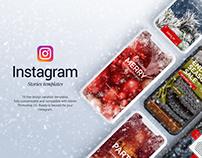 Free Instagram Stories Templates