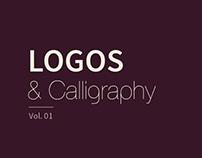 Calligraphy LOGOS | Vol. 01
