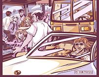 Graphic Novel Cover Ideas