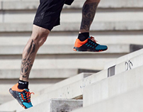 Inov-8 All-Train 215 | High Intensity Training Shoe