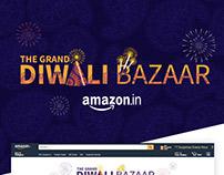 Diwali Online Shopping Store - Amazon