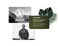 CO-BRANDING Aigle & Mike Horn
