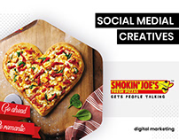 Social Media - Smokin' Joe's by BrandzGarage