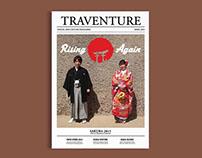 Traventure Magazine - Japan