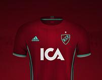 Adidas · Djurgårdens IF · 3rd Kit