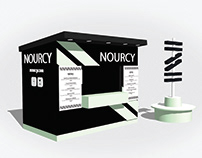 Installation publique | Nourcy