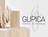 Gupica - interior and art design