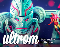 ULTROM - from reality to fiction