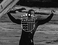 Martin Passeri - Rebranding & Website design