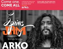 Spring Jam with ARKO/Identity