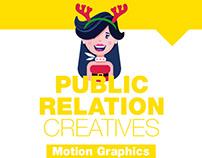 Public Relation Creatives