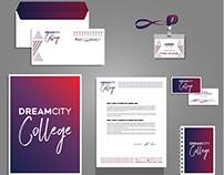 Dream City College Branding