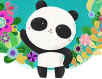 Ilustración para Iniciativa Panda