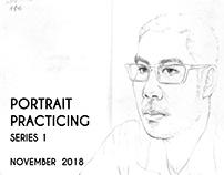 2018. November, Army sketching book 01