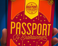 High Point Theatre 2015/2016 Season Passport