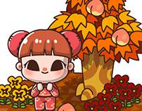 Animal Crossing Seasons