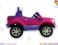سيارات بنات اطفال