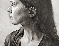 Portraits in Graphite