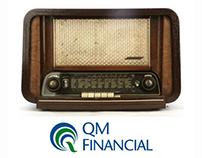 QM Financial Radio Campaign